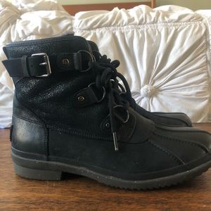 Ugg Size 8.5 duck boots